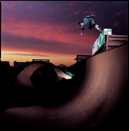 Bob Burnquist, Vista, CA