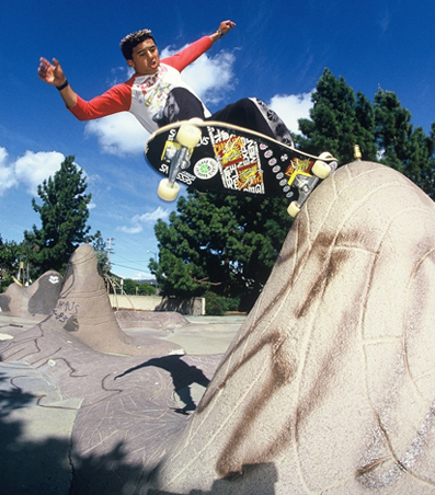 Steve Caballero, Campbell, CA